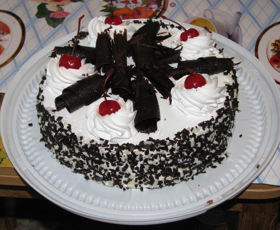 Графские развалины со сгущенкой торт фото 11