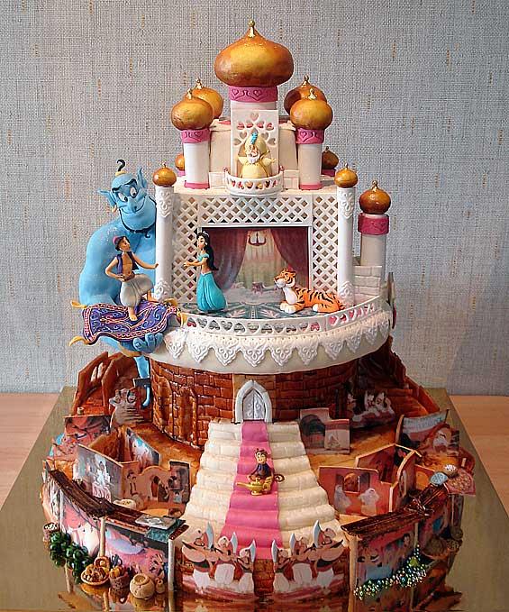 Чудо торты серия детские торты