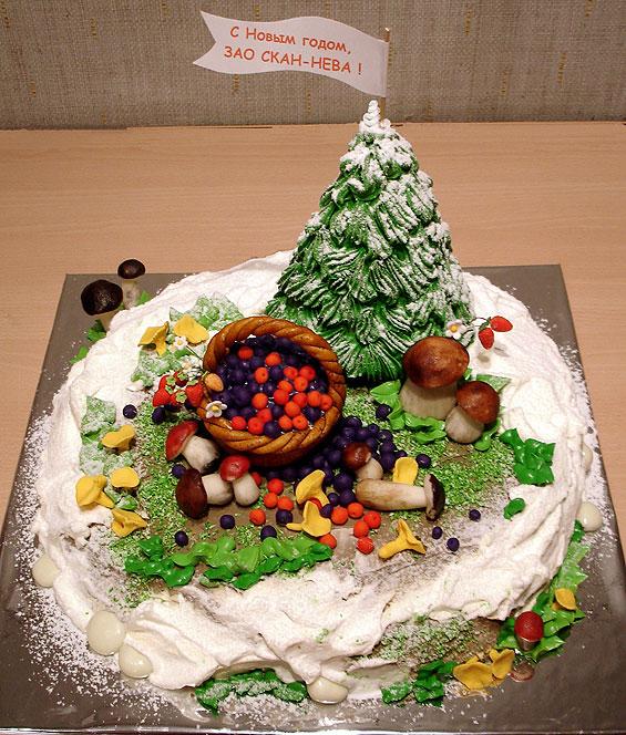 Торт поцелуй негра торт со сливками