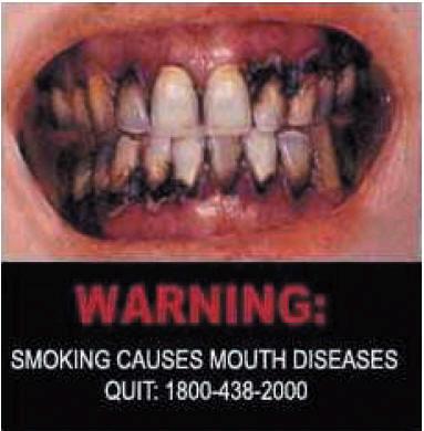 Курение социальная проблема