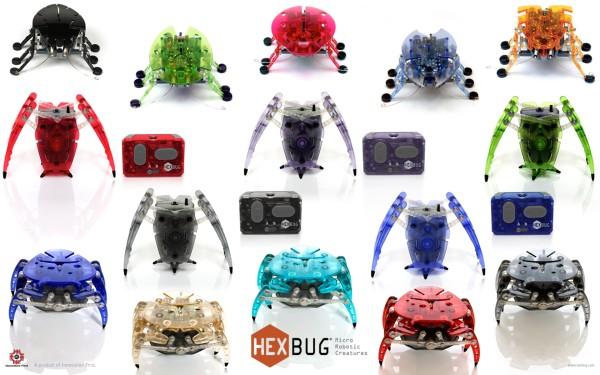 hexbug all