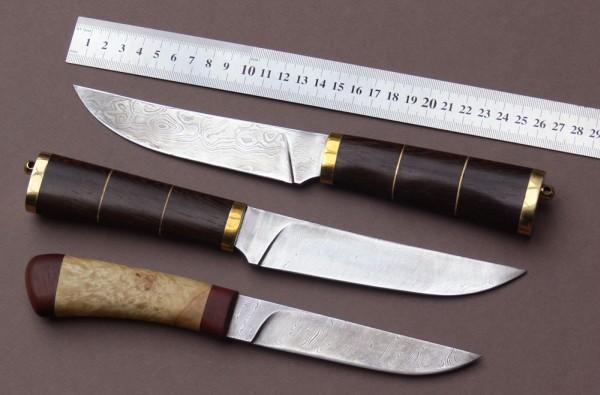 Ножи Засапожный и Княжий