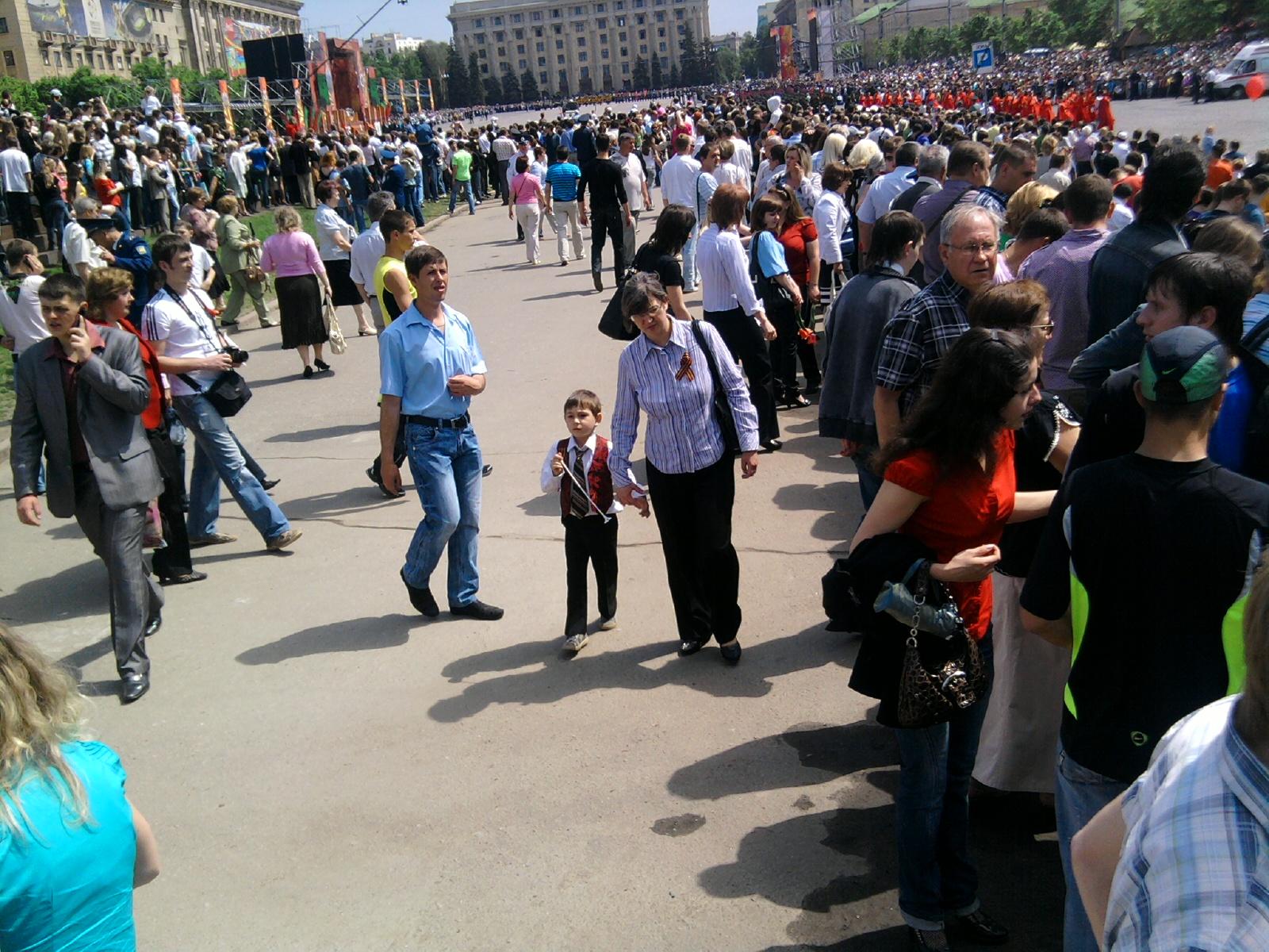 Площать Свободы - Харьков - 2010