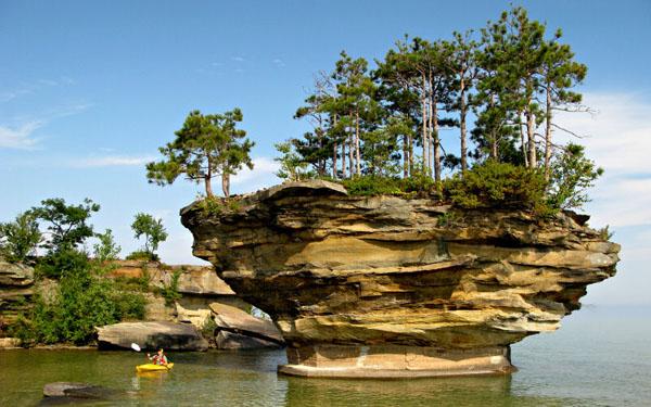 озеро Гурон 3
