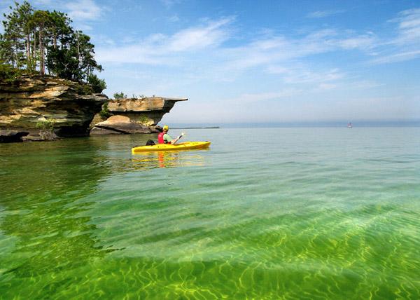 озеро Гурон 7