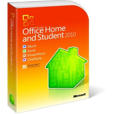 Microsoft Office 2010 box 79G-02139