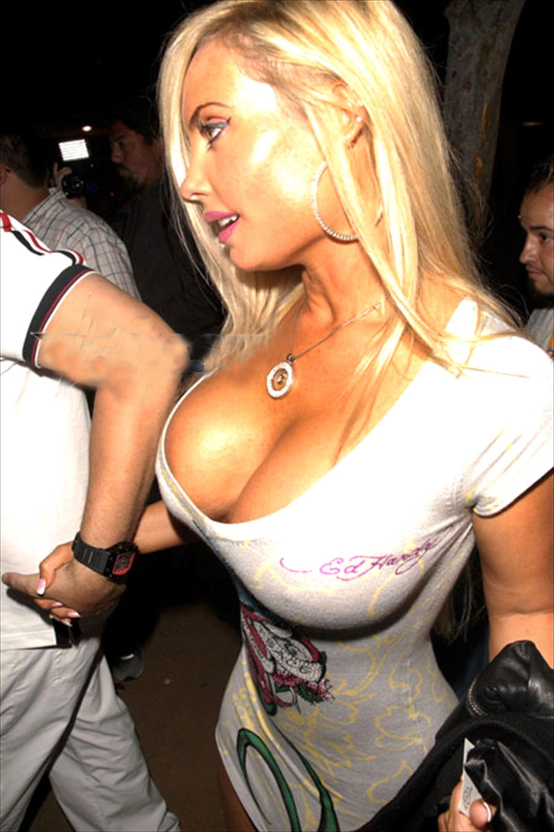 Coco breast nakeds — 3