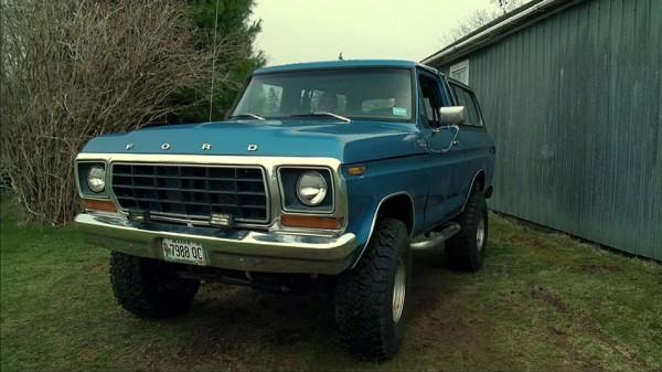 Ford Bronco 1979 в сериале Haven