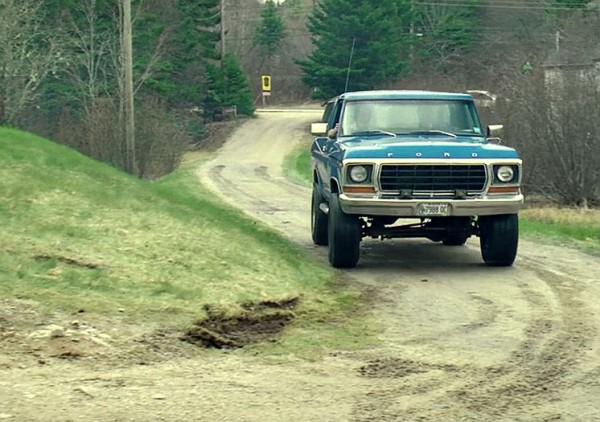 Форд Нейтона смотрится отлично