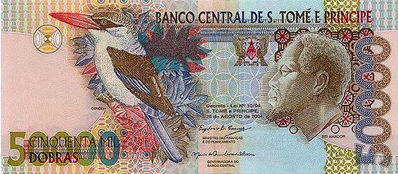 Сан-Томе и Принсипи — 50 000 добра