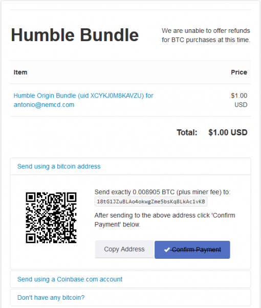 bundle bitcoin