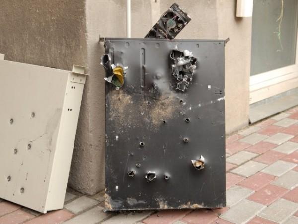 расстрелянный сервер