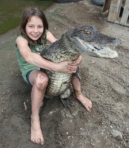 И зачем еще нужен крокодильчик?