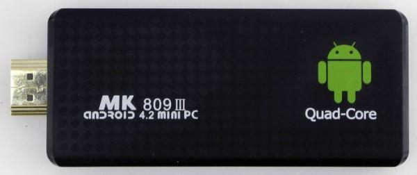 Android TV Box MK 809 III