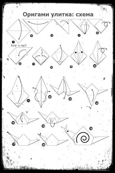 ulitka-origami-shema