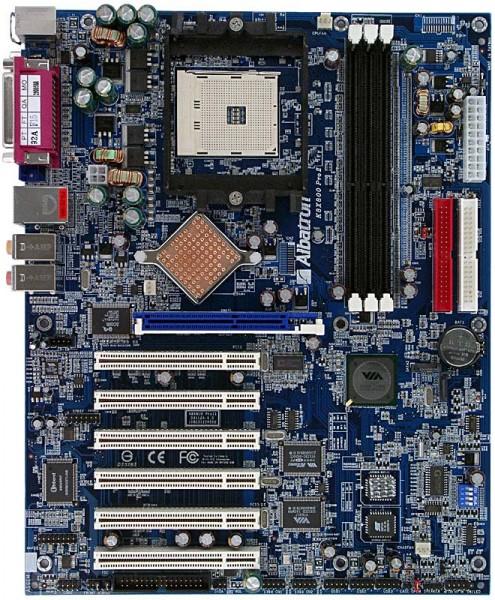 Albatron K8X800 Pro II
