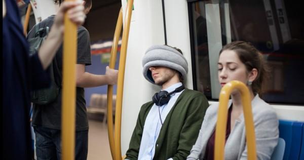 Спать в метро?