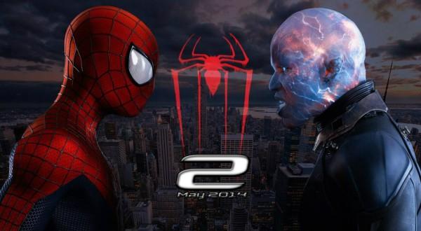 Новый Человек-паук Высокое напряжение