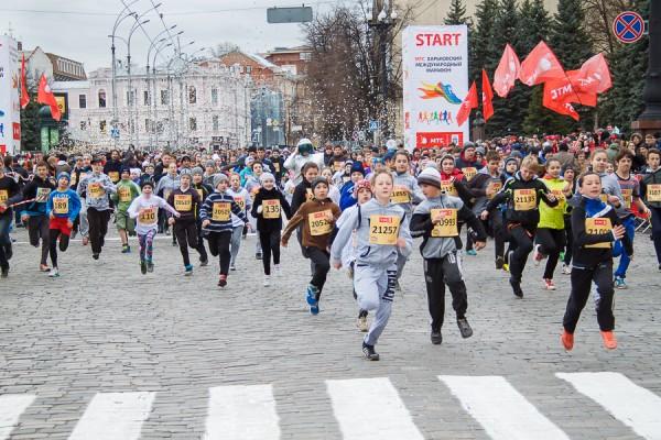 Харьков марафон дети