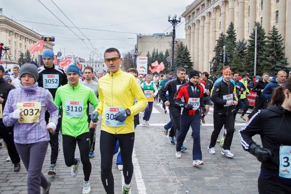 marafon Kharkov 12-04-2014