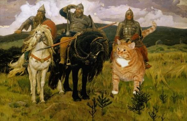 Три богатыря и Заратустра