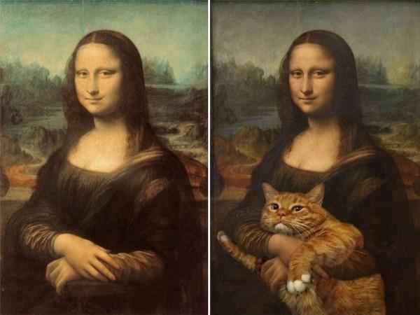 Мона Лиза и Подлинная версия