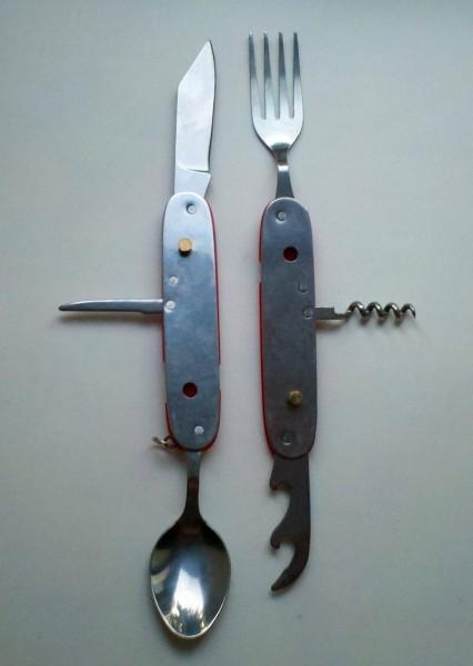 Вилка ложка нож