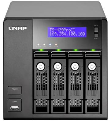 QNAP TS-439