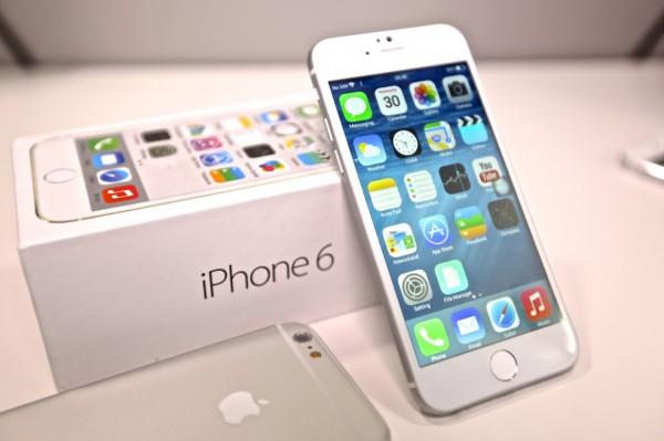 iPhone 6 вдребезги