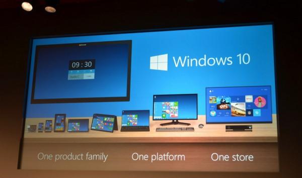 новая Windows-10 для всех устройств
