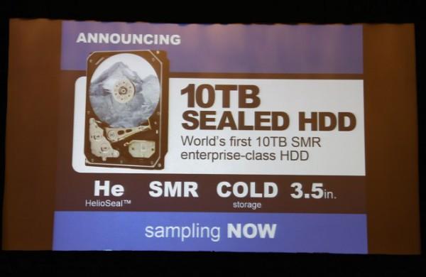 hdd ultrastar 10Tb
