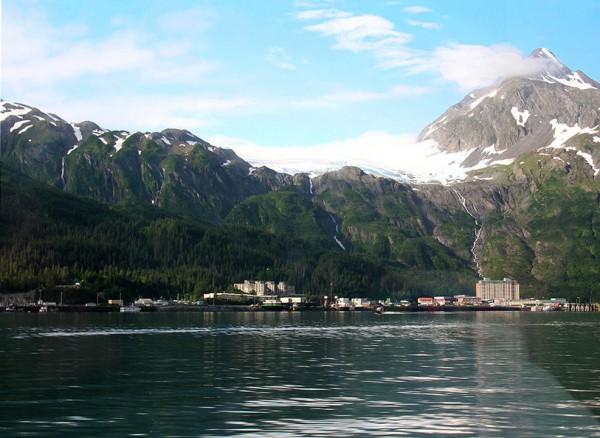 Whittier Alaska фото