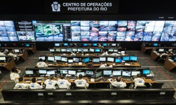 центр управления в Рио