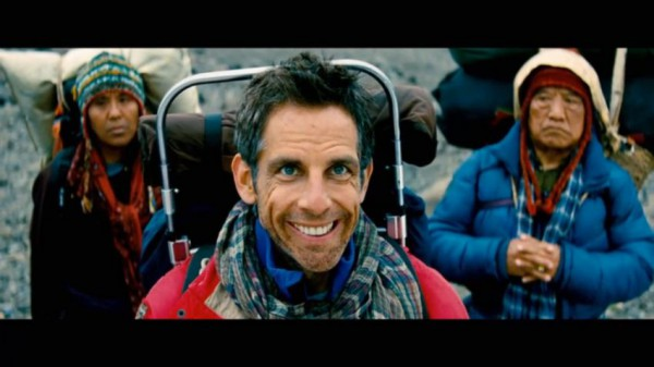 Walter Mitty в горах
