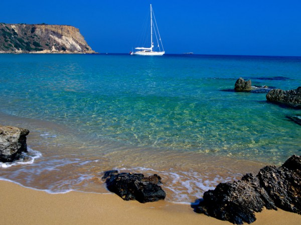 чистая природа Закинфа Греция