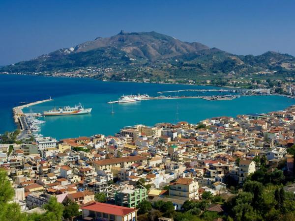 туристический отдых в Греции