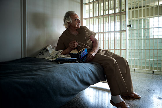 Madoff in jail
