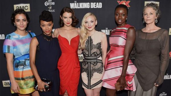 Walking Dead Group, женский коллектив