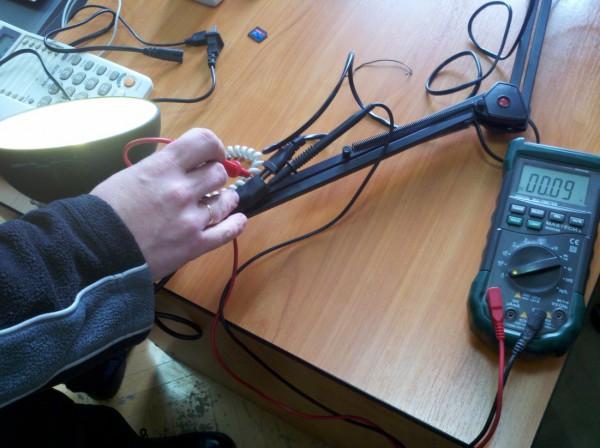 ток лампы 68LED SMD 2835 - 18Вт
