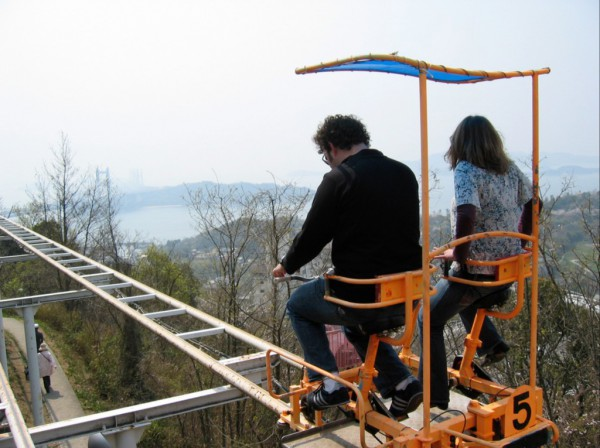 skycycle, Michael Calore, Japan