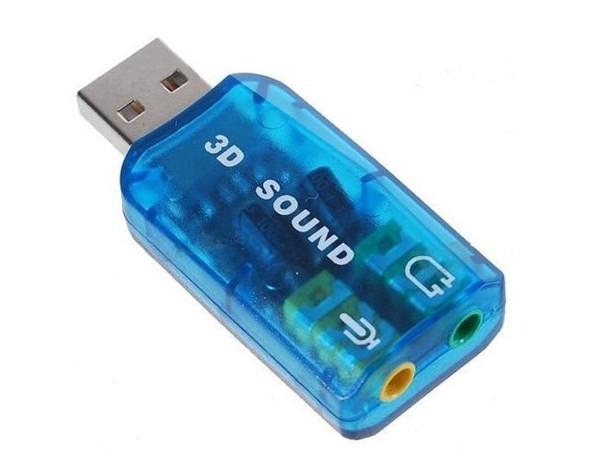 USB SOUNDCARD2.0