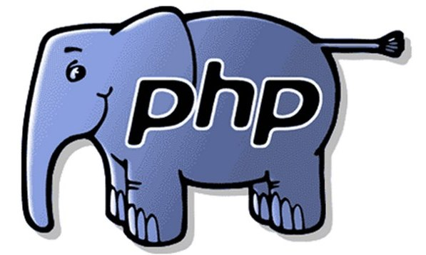 php logo слон