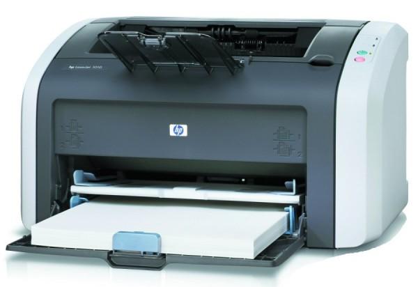 фото HP LaserJet 1010