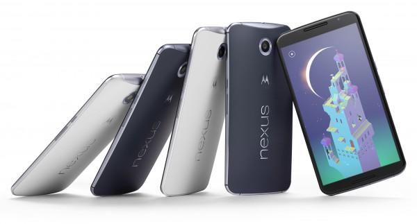 Nexus 6 фото