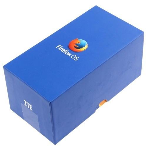 ZTE Open C box коробка упаковка