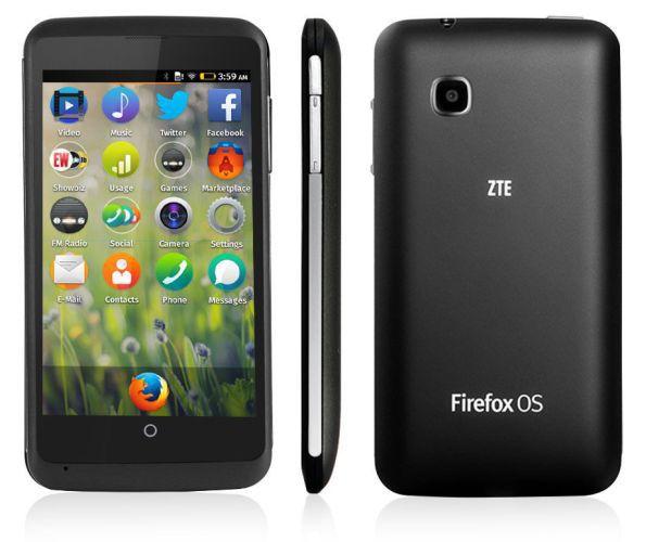 ZTE Open C недорогой смартфон