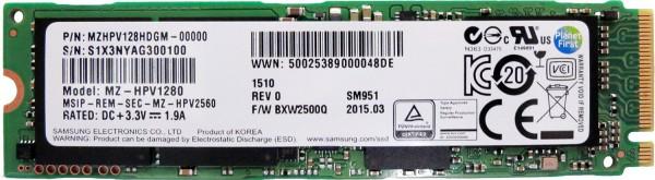 Samsung SM951 PCI-E SSD