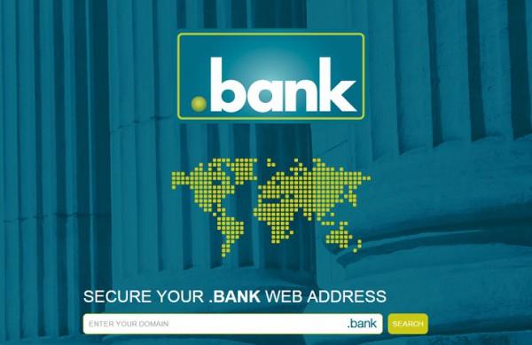 bank domain .bank