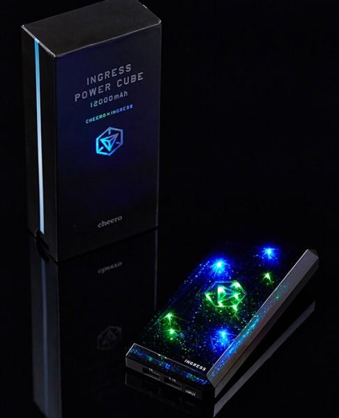 Ingress Power Cube прокачай свой мобильник и захвати больше порталов!