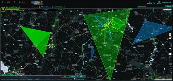 ingress kharkov зеленый